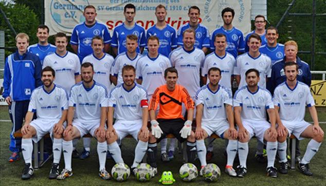 SV Germania Salchendorf 3. Welle Herren Fussball