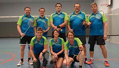 SV Germania Salchendorf Abteilung Badminton