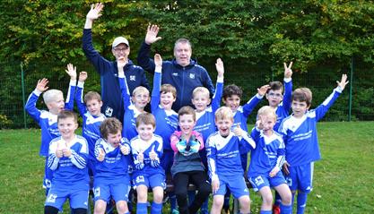 SV Germania Salchendorf Abteilung Fussball Jugend