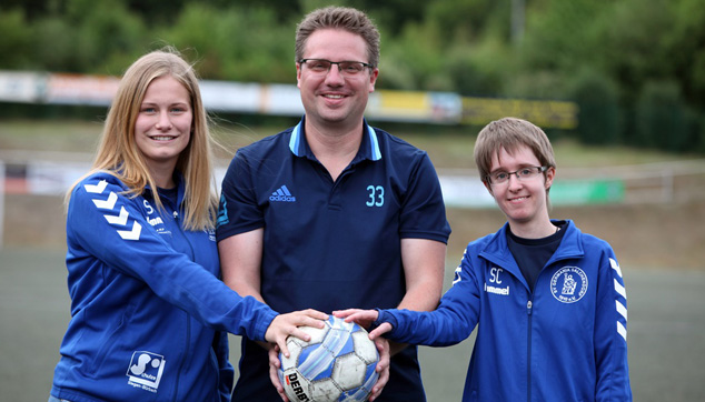 SV Germania Salchendorf B-Jugend Mädchen Fussball