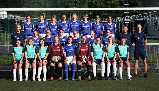 SV Germania Salchendorf Damen Mannschaft Fussball