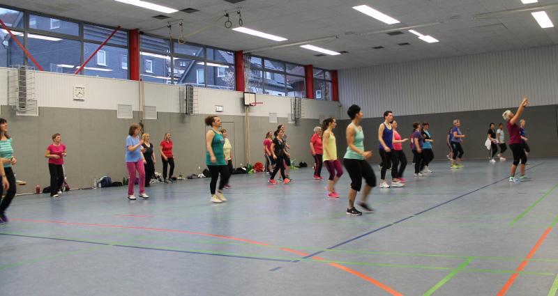 SV Germania Salchendorf Abteilung Fitness