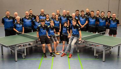 SV Germania Salchendorf Abteilung Tischtennis