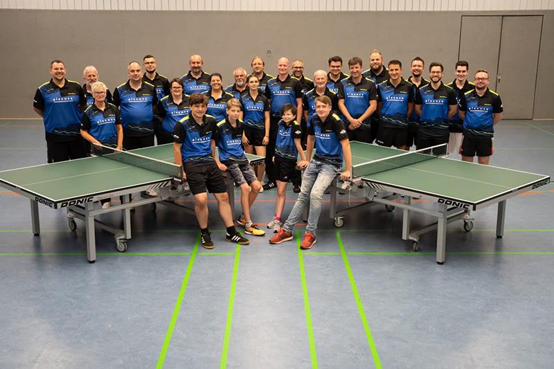 SV Germania Salchendorf Tischtennis Mannschaften