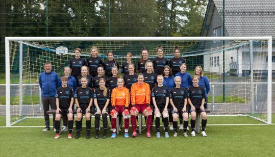 Damen_Mannschaftsfoto 2021_22