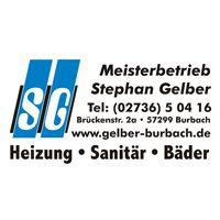 SV Germania Salchendorf Sponsor Meisterbetrieb Stephan Gelber Heizung Sanitär Bäder